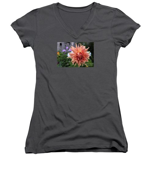 Dahlia - Inverness Women's V-Neck T-Shirt