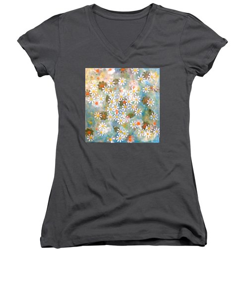 The Poet's Garden Women's V-Neck