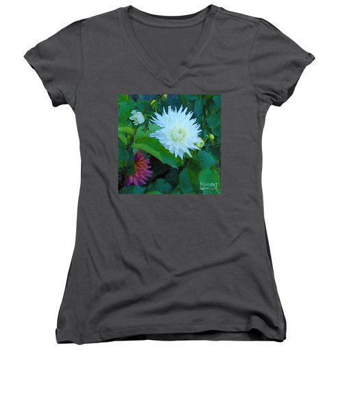 Dance Of Life Women's V-Neck