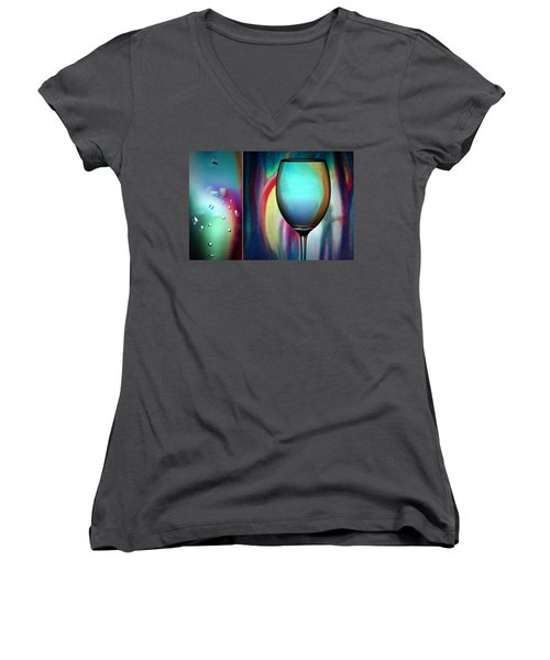 Dance With Me Women's V-Neck