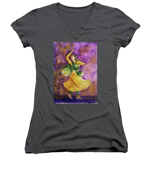 Dancer Women's V-Neck