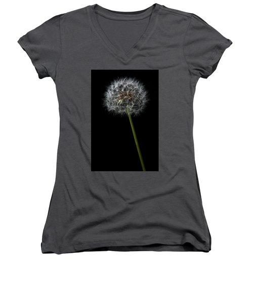 Dandelion 1 Women's V-Neck