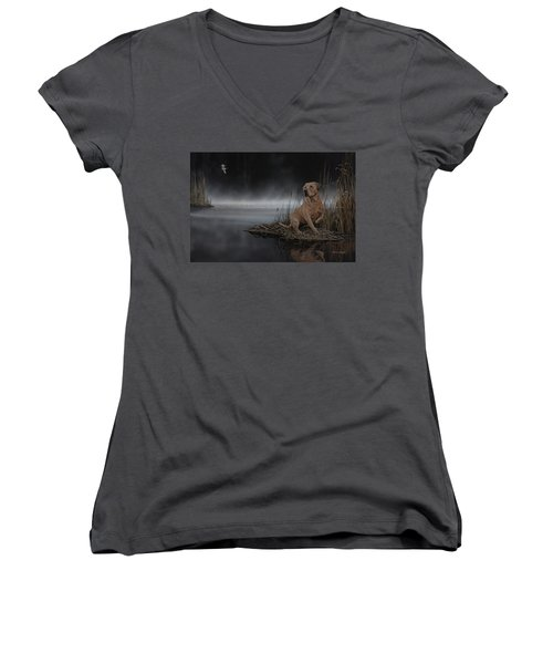 Daybreak Arrival Women's V-Neck