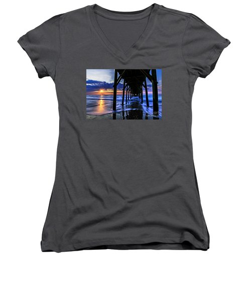 Daybreak Women's V-Neck