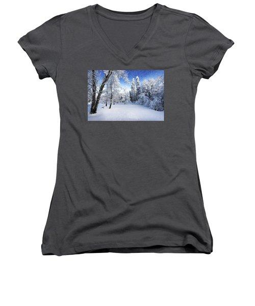 Days To Come Women's V-Neck T-Shirt