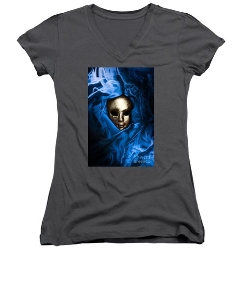 Death In The Valley Of Kings Women's V-Neck