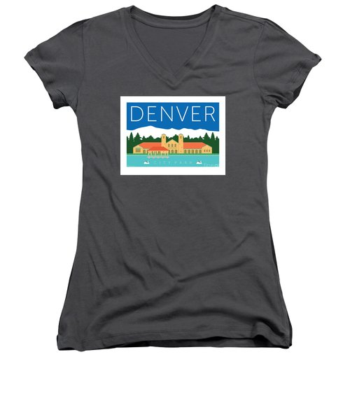 Denver City Park Women's V-Neck
