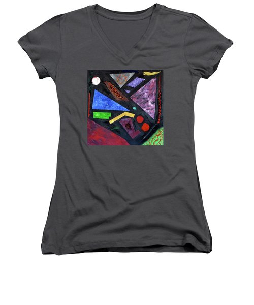 Differences Women's V-Neck
