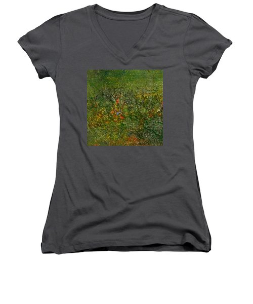 Difficult Years Women's V-Neck