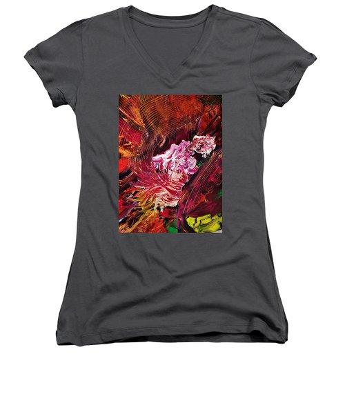 Disco Party Women's V-Neck T-Shirt