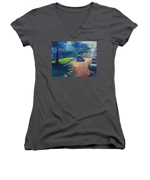 Dolores Street Women's V-Neck T-Shirt