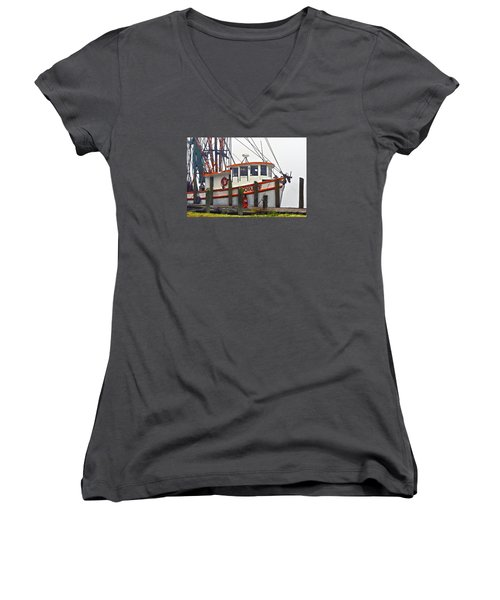 Dora F Women's V-Neck T-Shirt