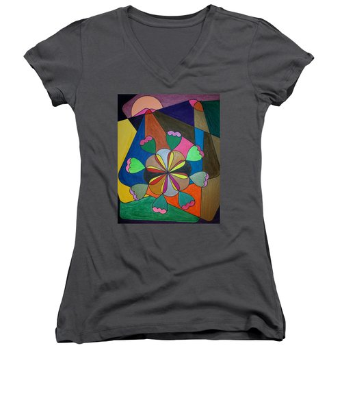 Dream 302 Women's V-Neck