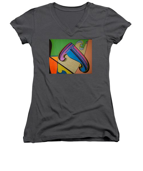 Dream 317 Women's V-Neck