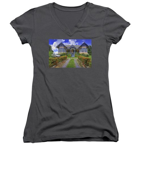 Dream House Women's V-Neck
