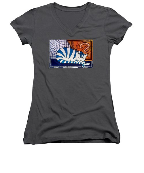 Dreaming About Women's V-Neck T-Shirt
