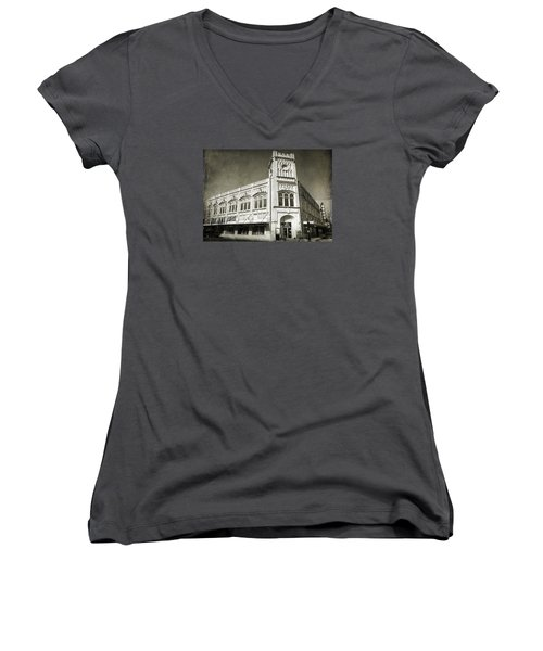 Drive By Memories Women's V-Neck