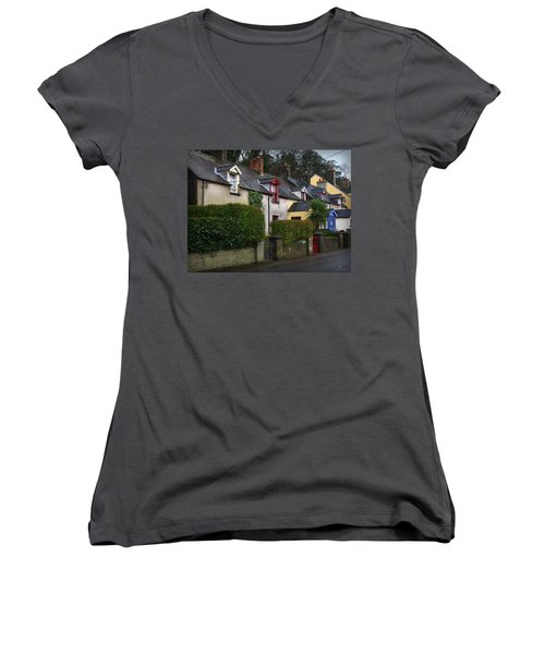 Dunmore Houses Women's V-Neck