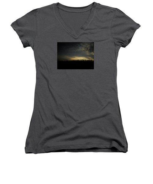 Dusk Women's V-Neck T-Shirt