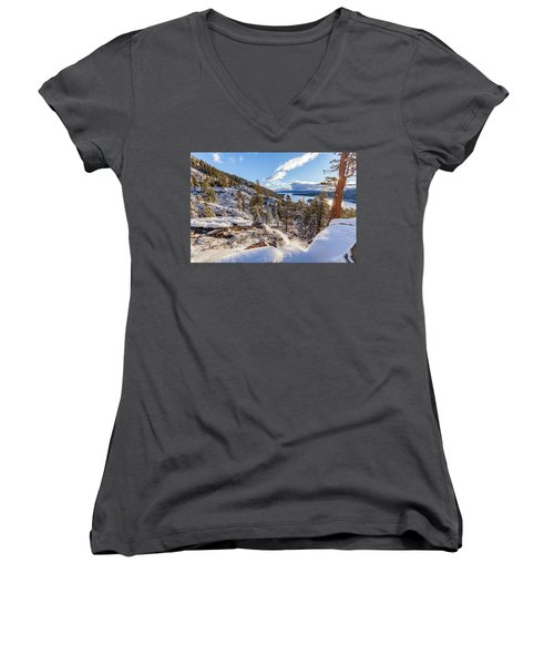 Eagle Falls Women's V-Neck