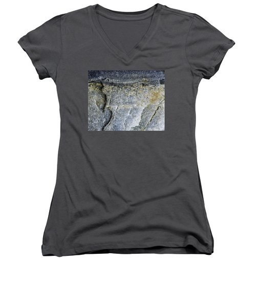 Earth Portrait 001-036 Women's V-Neck