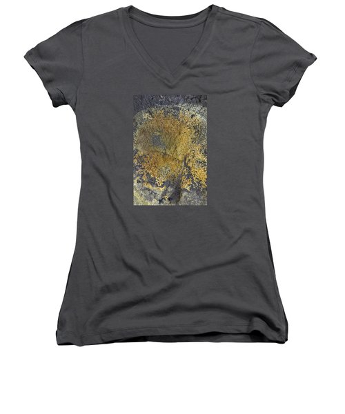 Earth Portrait 014 Women's V-Neck