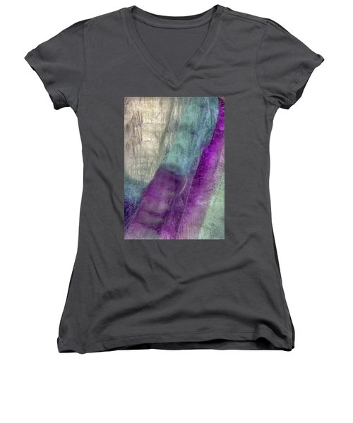 Earth Portrait 296 Women's V-Neck