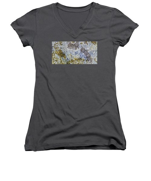 Earth Portrait L4 Women's V-Neck