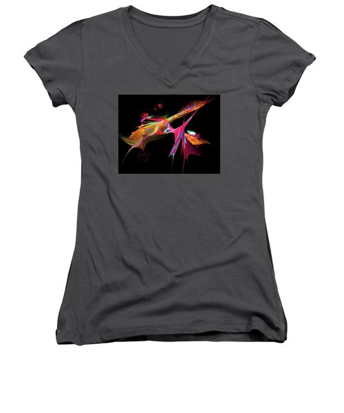 East Of The Sun Women's V-Neck T-Shirt