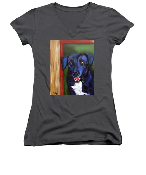 Eastwood Women's V-Neck T-Shirt