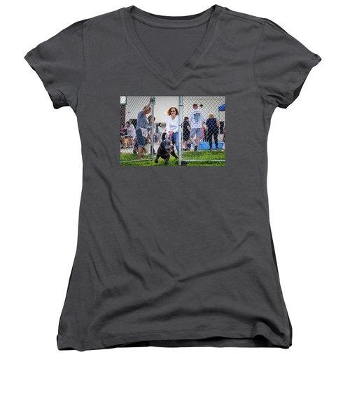 Ebhs 23 Women's V-Neck T-Shirt