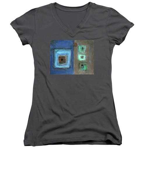 Elements Women's V-Neck T-Shirt