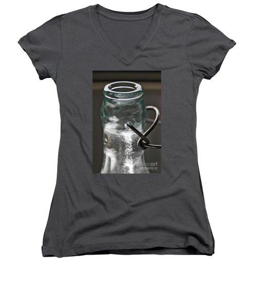 Elixir Bottle Women's V-Neck