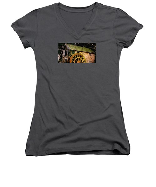 Enchanted Women's V-Neck