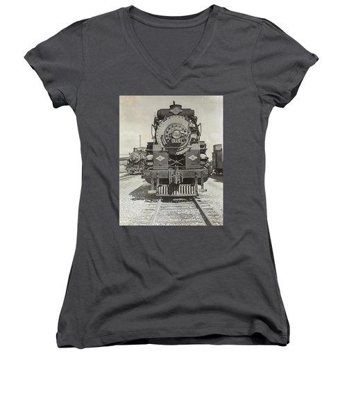 Engine 715 Women's V-Neck (Athletic Fit)