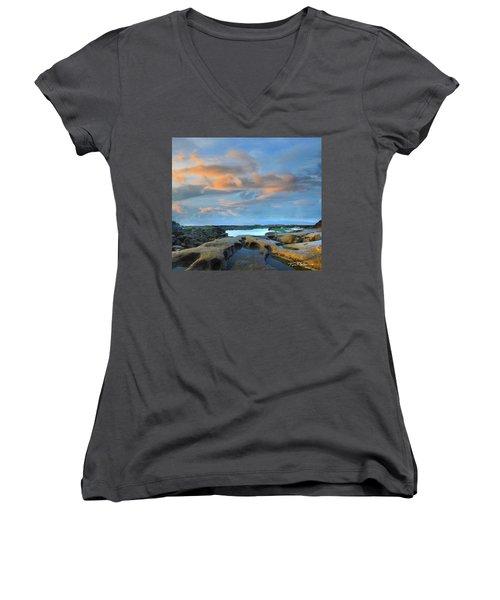 Eternal Soul Women's V-Neck T-Shirt