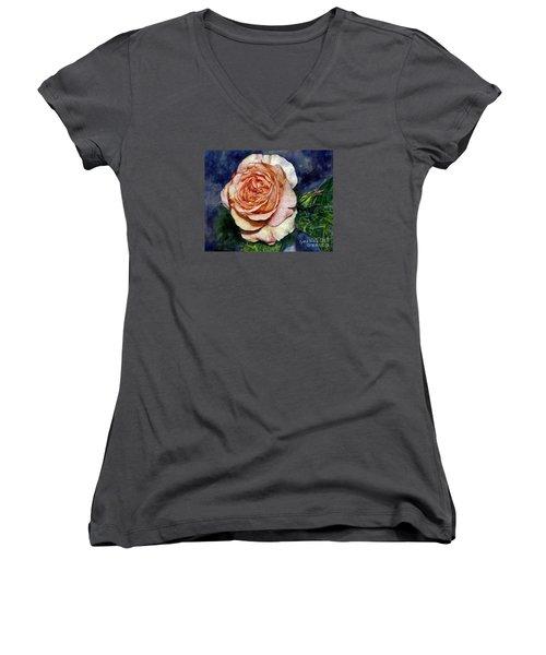 Evelyn Women's V-Neck T-Shirt
