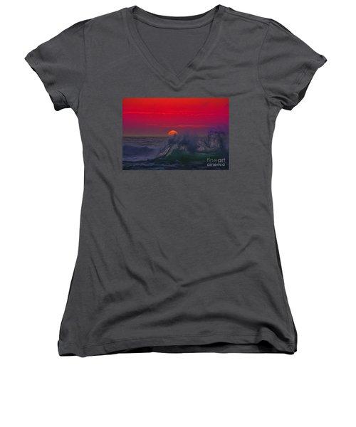 Eventide Women's V-Neck T-Shirt