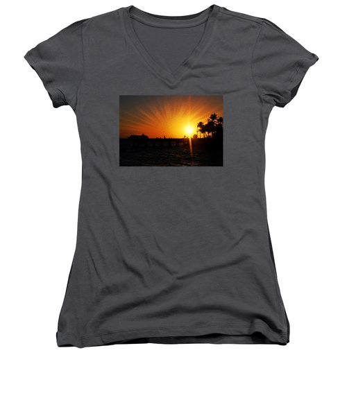 Eventide Women's V-Neck T-Shirt (Junior Cut)