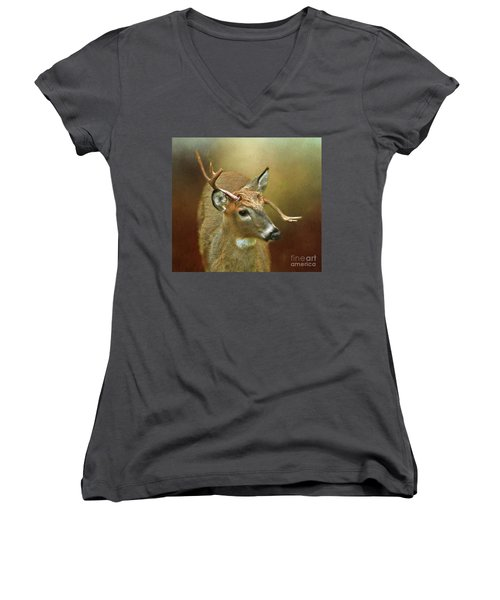 Every Which Way But ... Women's V-Neck (Athletic Fit)