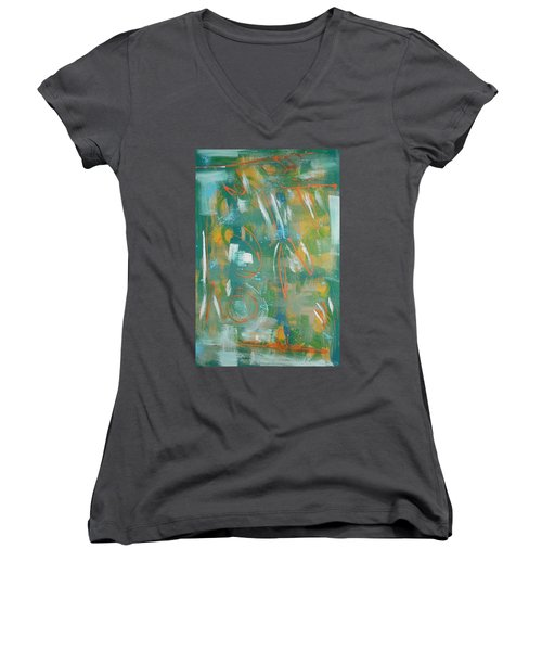 Express Yourself Women's V-Neck