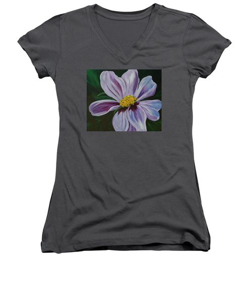 Exquisite Women's V-Neck (Athletic Fit)