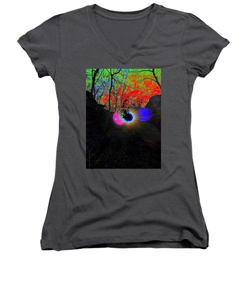 Eye Of Nature Women's V-Neck