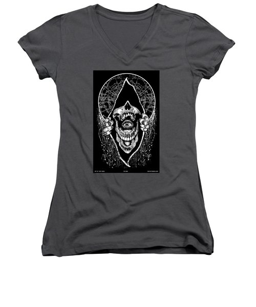 Eye See Women's V-Neck (Athletic Fit)