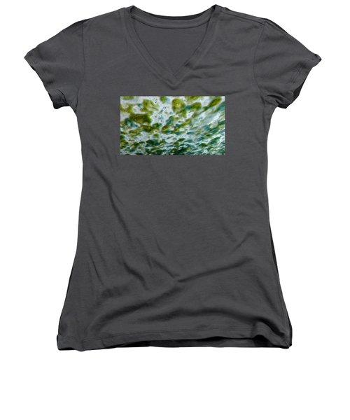 Fabulous In Foam Women's V-Neck T-Shirt (Junior Cut)
