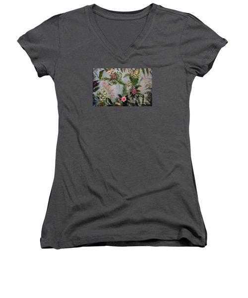 Fairies Garden Women's V-Neck