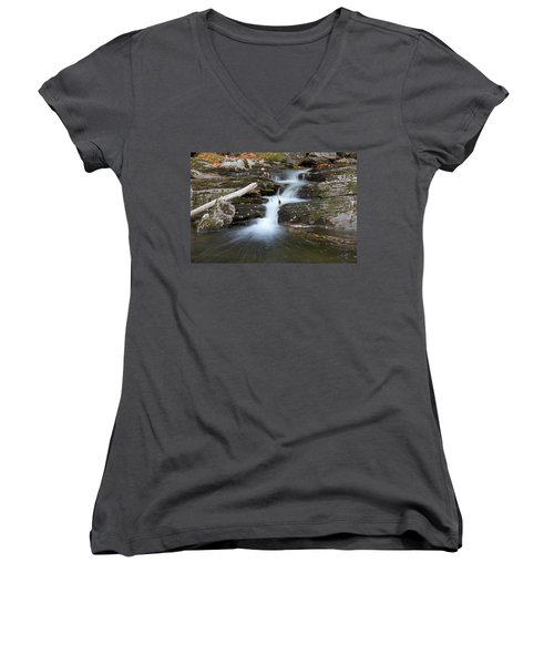 Fall Serenity Women's V-Neck