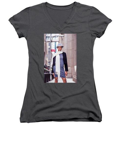 Fashion Girl Women's V-Neck