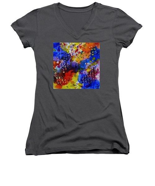 Favorite Mistake Women's V-Neck T-Shirt