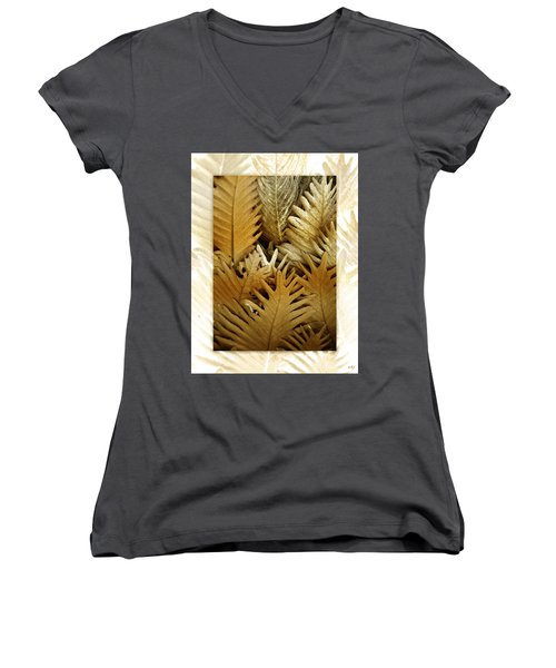 Feeling Nature Women's V-Neck (Athletic Fit)